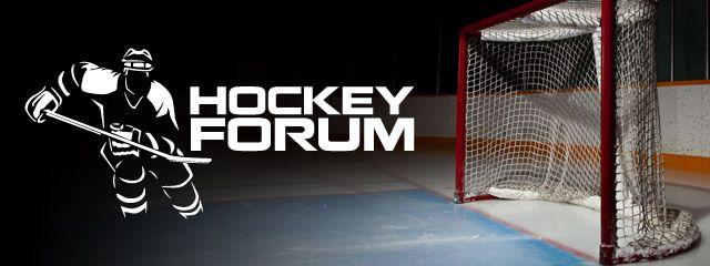 Hockey Forum - Hockey Fan Forums - NHL Boards