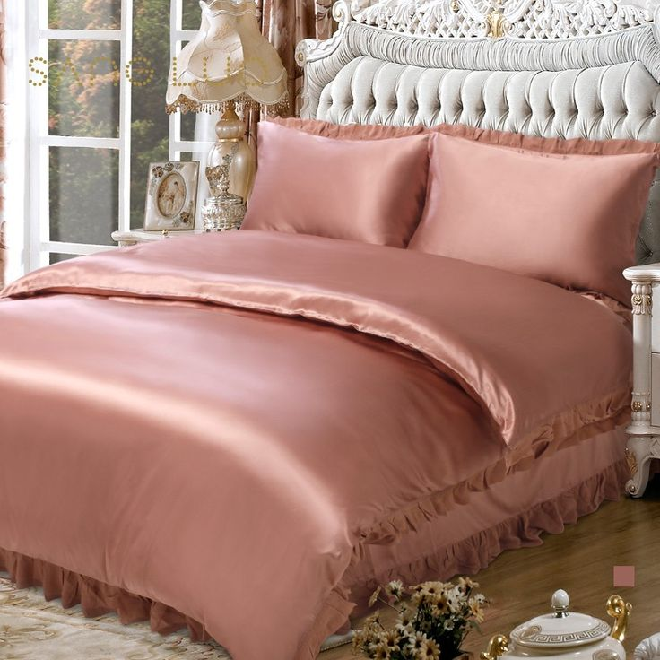 48 Best Images About Silk Bedding On Pinterest