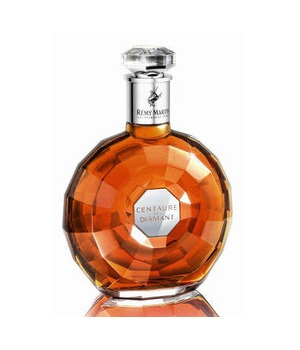 """Rémy Martin Centaure de Diamant, originally """"Diamant"""" is a travel retail product from the cognac house. The blend is pure Fine Champagne, and consists of about 400 eaux-de-vie. They rebranded the cognac, renamed it - the word 'Centaure' is more and more in the centre of the brand's activities. The cognac is positioned  as a high end cognac, below the Louis XIII but superior to the XO or Extra."""