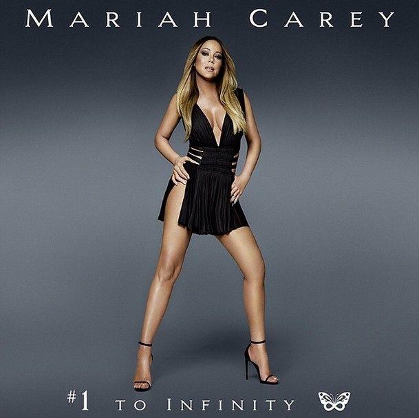 Mariah Carey stuns in newest album cover-@mariahcarey/Instagram