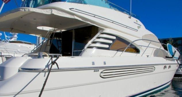 Marina Del Rey Yacht Charter 60 Fairline Luxury Liners Yacht Charter Yacht Fairline Yachts