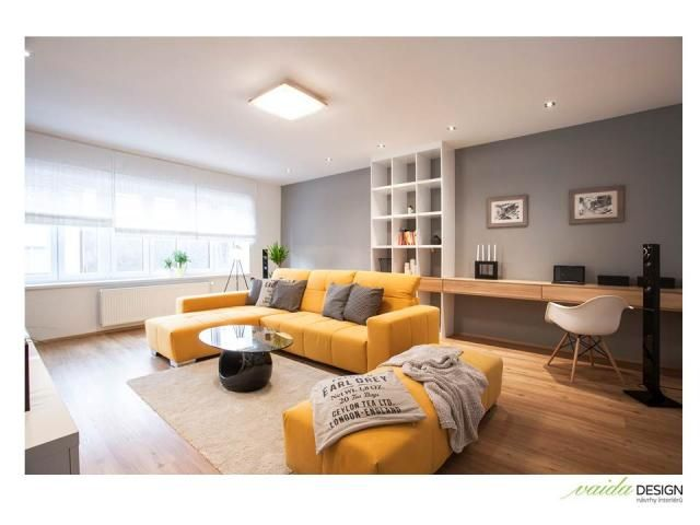 Návrh a realizace interiéru bytu (Praha - Libeň)   vaidaDESIGN