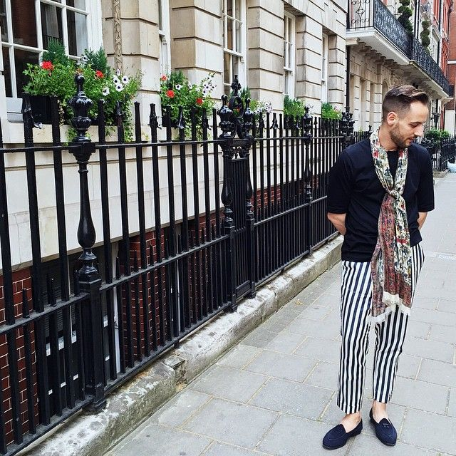 10 Must-Know Male Street Style Stars (Besides Nick Wooster) - -Wmag
