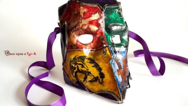 Carnaval en Hogwarts. La máscara que todo mago debería tener.