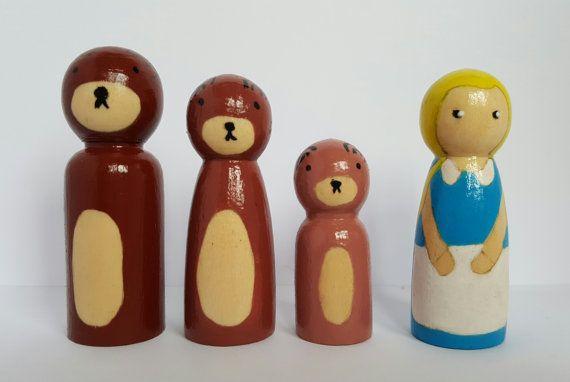 1166 Best Images About Peg Dolls On Pinterest