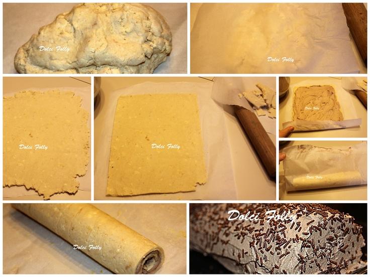 Roll cake a modo mio