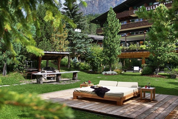 Hotel Ciasa Salares, Dolomites - Hotel & Wedding Venue in Italy  #GettingMarriedinItaly.com