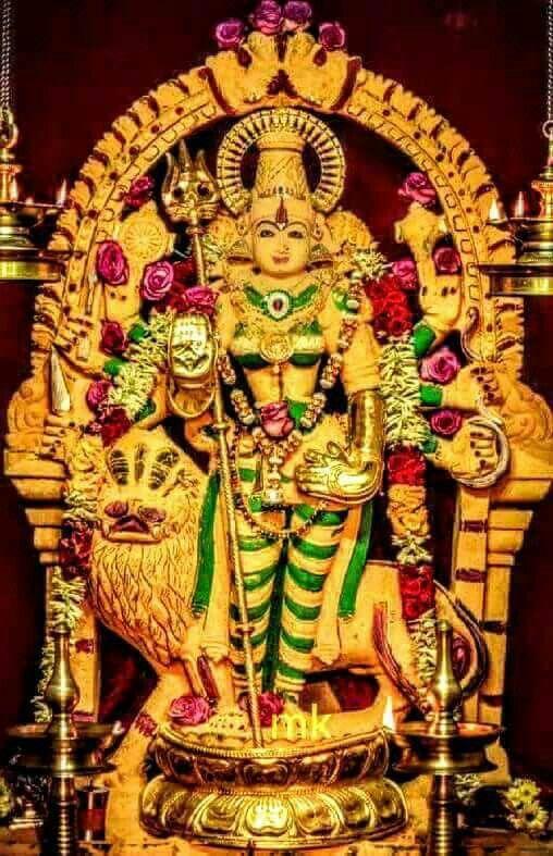 Image result for goddess simhavahini