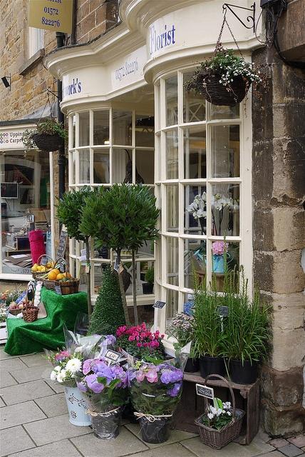 Florist Shop Uppingham Rutland | Flickr - Photo Sharing!