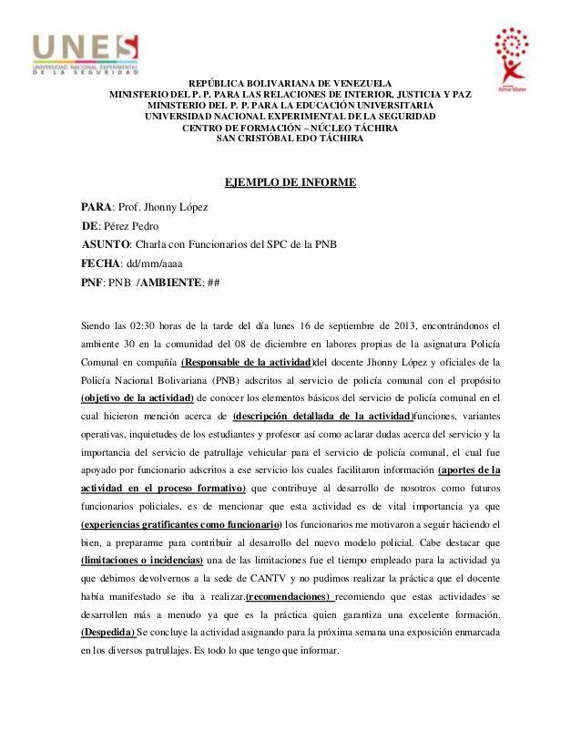 Excepcional Muestra De Plantilla De Informe Policial Bosquejo ...