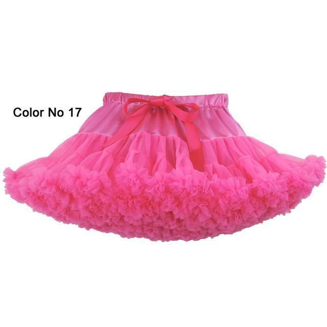 Micro Skater Mini Skirts Tulle Skirt Party Dance Tutu Women Petticoat