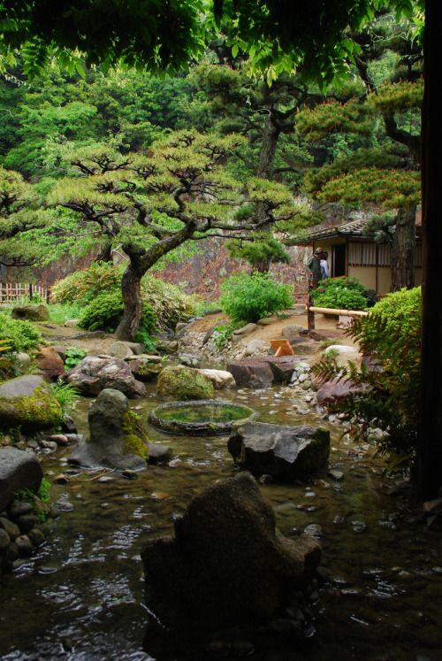 Japanese Zen Garden Water 783 best japanese/chinese gardens images on pinterest | japanese