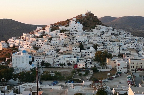 Ios Town ~ Ios Greece
