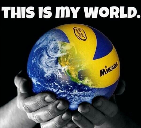 This is so true volleyball is my world