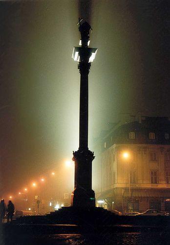 Zygmunt's column - Warsaw