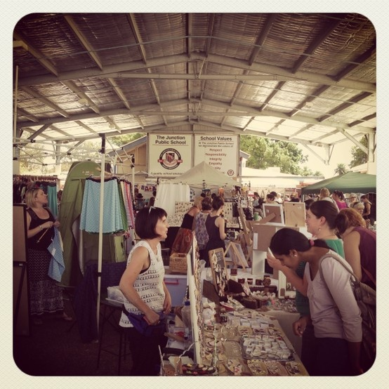 At The Olive Tree Market - March 2013
