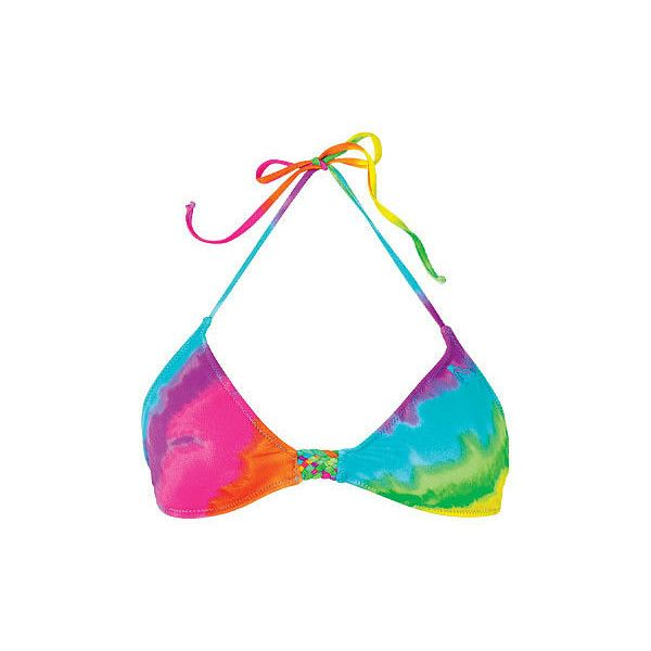 Roxy Be Hippie String Top ($20) ❤ liked on Polyvore featuring swimwear, bikinis, bikini tops, bathing suits, swimsuits, swim, roxy bathing suits, swimsuits bikinis, swimsuit swimwear and roxy swimsuits