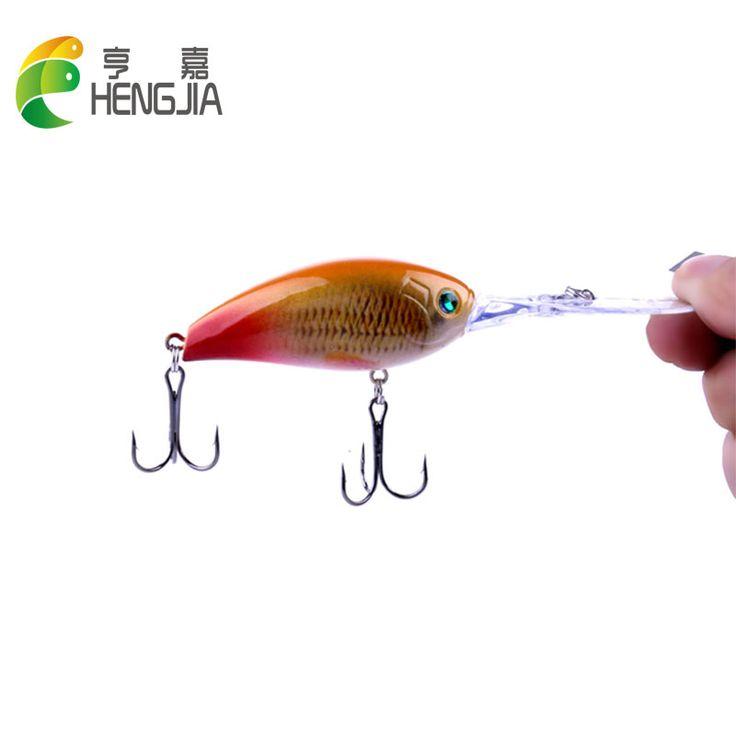 1PCS 12CM 18G hard plastic diving crankbaits bass wobbler artificial swimbaits carp catfish isca de pesca fishing tackles