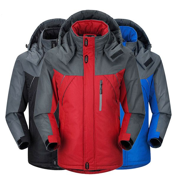 how to keep you winter padded jackets waterproof