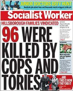 Socialist Worker (Britain) - Archive