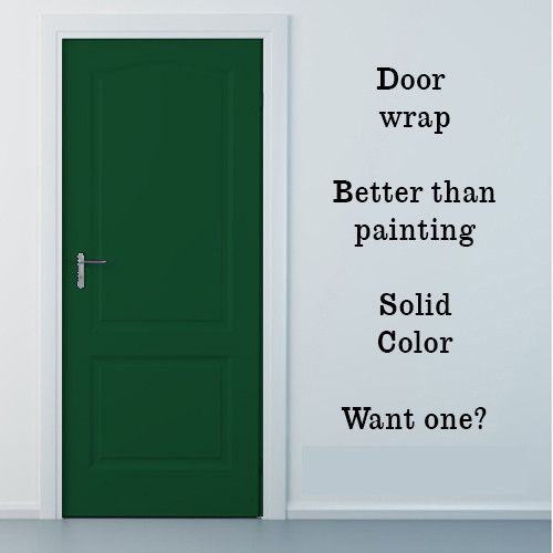 Artemis green Vinyl Door wrap refrigerator wrap Cabinets wrap and more.  sc 1 st  Pinterest & 109 best Door decal Wraps images on Pinterest | Decal How to wrap ...