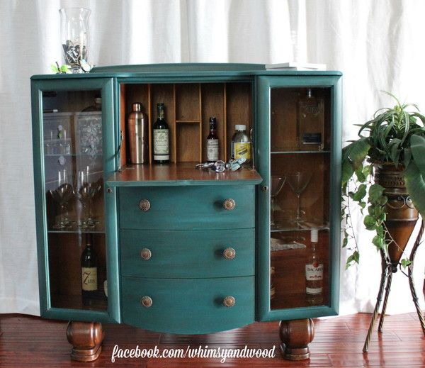 Shown as a Bar  Secretary  Curio Kristi Kuehl Pure Home Paints in Jade. 169 best Kristi Kuehl Pure Home Paint   Finishes images on Pinterest