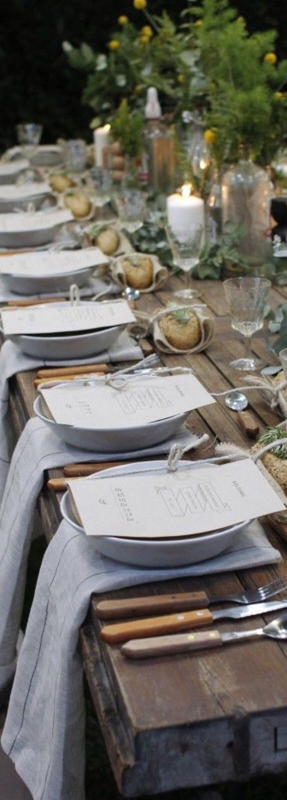 Fall Tablescape Ideas #Thanksgiving #fall #tablesetting