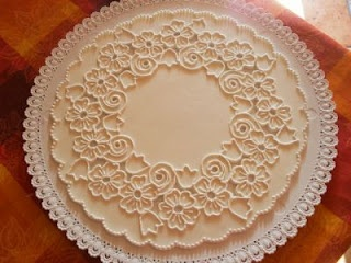 Fondant and Royal Icing Dolly Tutorial