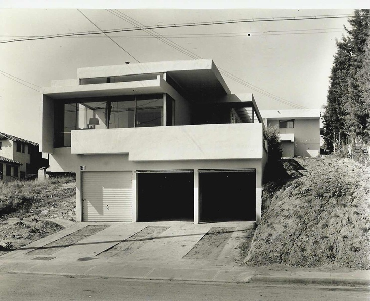 127 best rudolf schindler images on pinterest architects for Minimalist house los angeles