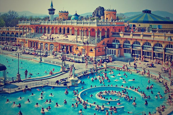 Stag party ideas from Budapest