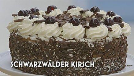 Heel Holland Bakt: Schwarzwalderkirsch