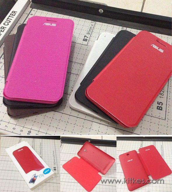 Flip Cover Case Asus Zenfone C - Rp 75.000