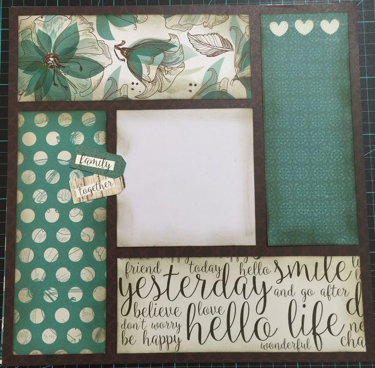HumbleBee Books March Workshop using Kaisercraft 'Sea Breeze' paper pack, 'Sea Breeze' collectables, 'Sea Breeze' clear stamps and Kaisercraft cardstock. This is a beautiful range and the coordinating products make it so easy to make fabulous layouts, cards and other paper craft projects fast.