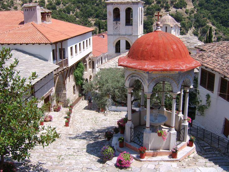 Byzantine Monastery (Timios Prodromos), 12th century, Serres