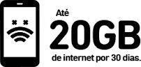 Virei Lab, agora é ostentação de pacote de internet, e 2000min pra qualquer operadora. Faz inveja até em planos pós.