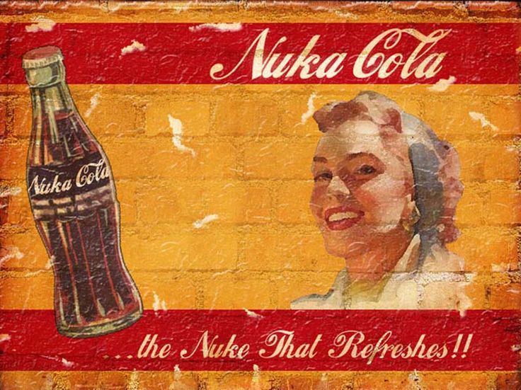 Nuke Cola ...the Nuke That Refreshes!!