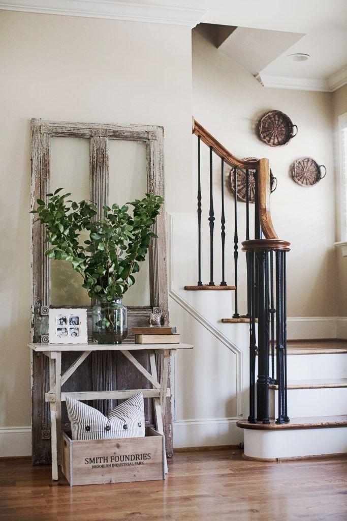 Best 25 Farmhouse stairs ideas on Pinterest