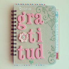 Heli Papeles ♥: Diario de gratitud!