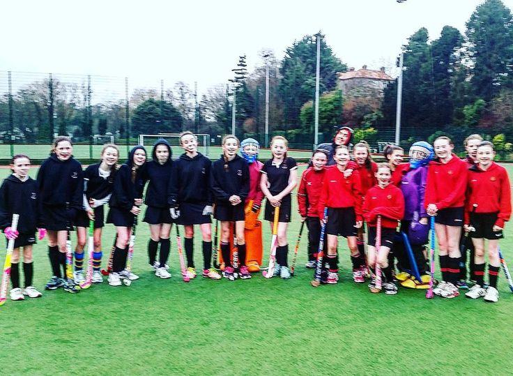 All weather girls #hsdgirlshockey