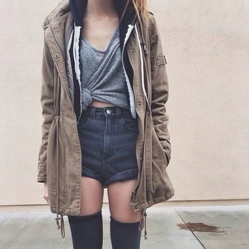 Personally would wear pants instead of shorts but other wise adorable!
