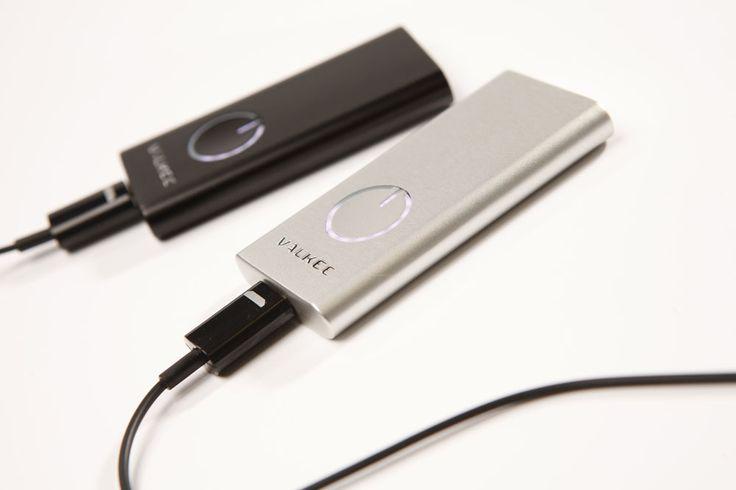 Valkee 2 pocket-sized bright light headsets in new aluminum casings. http://valkee.com/en/#shop