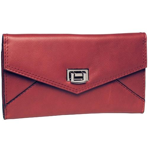 VIDA Leather Statement Clutch - Ukulele Leather Clutch by VIDA ytg8ZJ