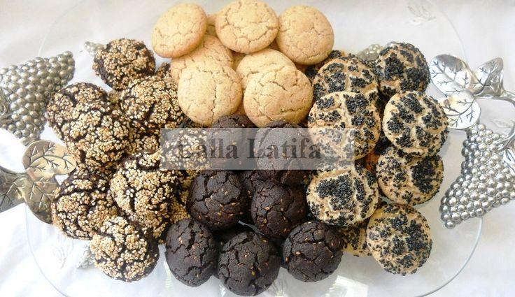 Les secrets de cuisine par Lalla Latifa - Ghriba Bahla au Thermomix