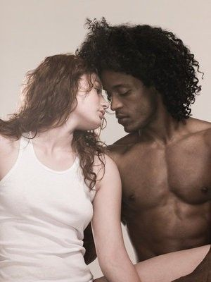 Shot interracial romance board est magnifique!