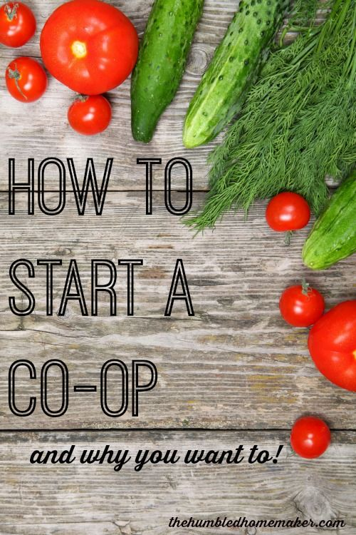 This post explains how to start a co-op for real food or natural products, and outlines the benefits and challenges of organizing a co-op.