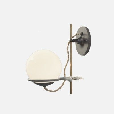 Orbit Wall Sconce Schoolhouse Electric And Supply Co : 17 Best images about Real contenders on Pinterest Lighting direct, Antique hardware and Hardware