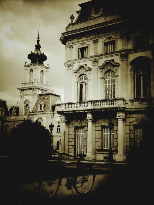 Keszthely, Festetics kastély