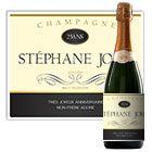 Champagne Anniversaire Classique Personnalis�