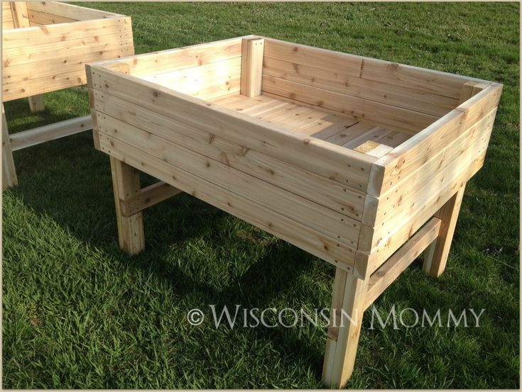 The Ark Institute   Non GMO Seeds For Your Garden. Building Raised Garden  BedsRaised Garden Bed DesignElevated ...