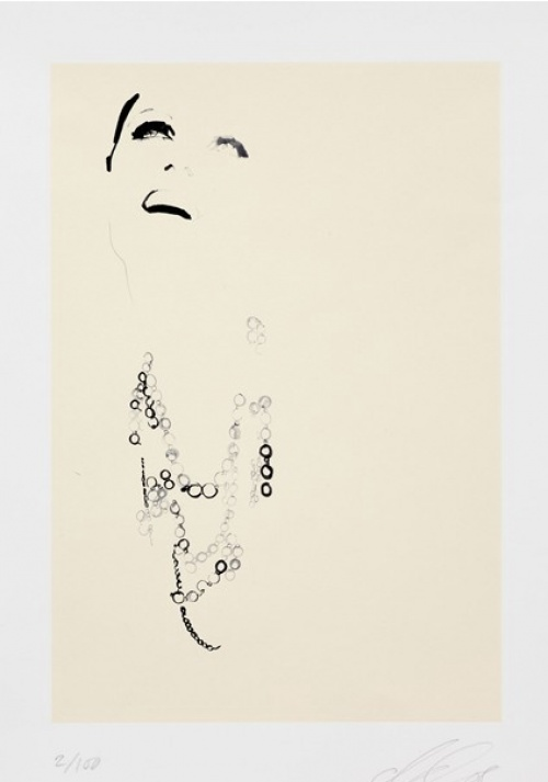 .: Downton Beautiful, Chanel Pearls, Fashion Illustrations Chanel, Chanel 2008, Beautiful Chanel, David Downton, Fashion Art Illustrations, Chanel Illustrations, Artists David